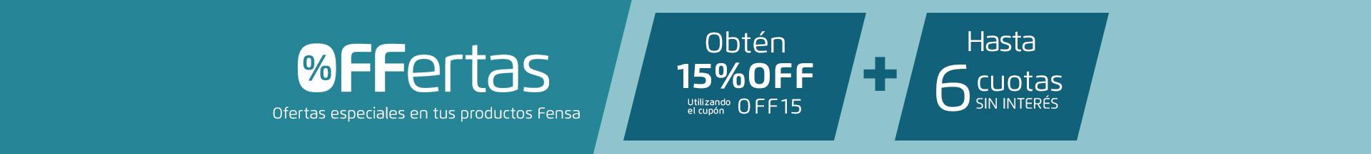 OFFerta 15% - Secadoras