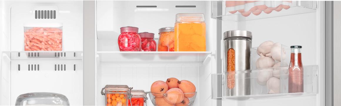 Modo inteligente con el refrigerador Side by Side SFX500