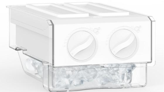 Organiza tu freezer con el refrigerador Side by Side SFX500