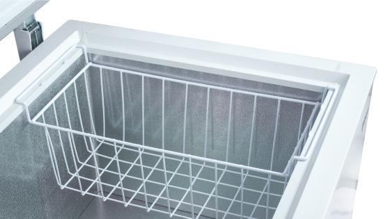 Canasto interior con el freezer FFH Z300