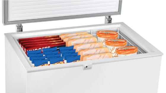 Congelamiento rápido con el freezer FFH Z300