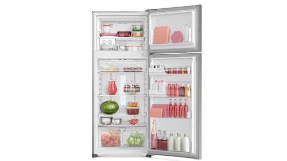 Más espacio interior con el Refrigerador Advantage 5700E