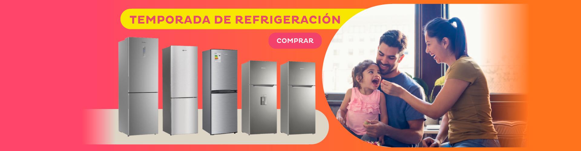temporada de refrigeracion