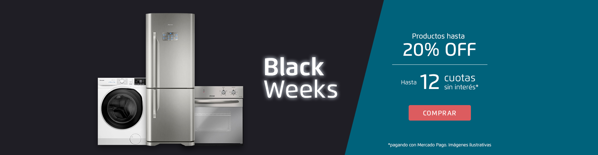Black weeks- banner tv