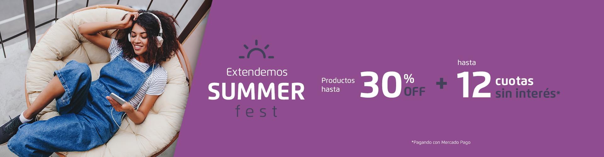 extendemos Summer fest