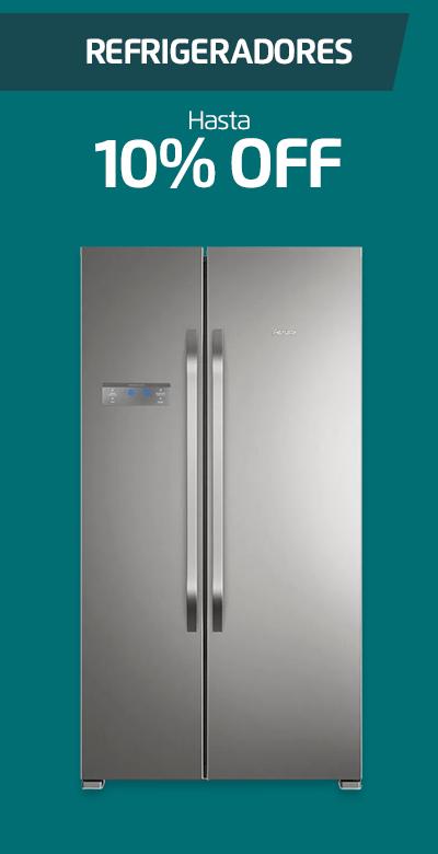 Cubo Vert. Refrigerador